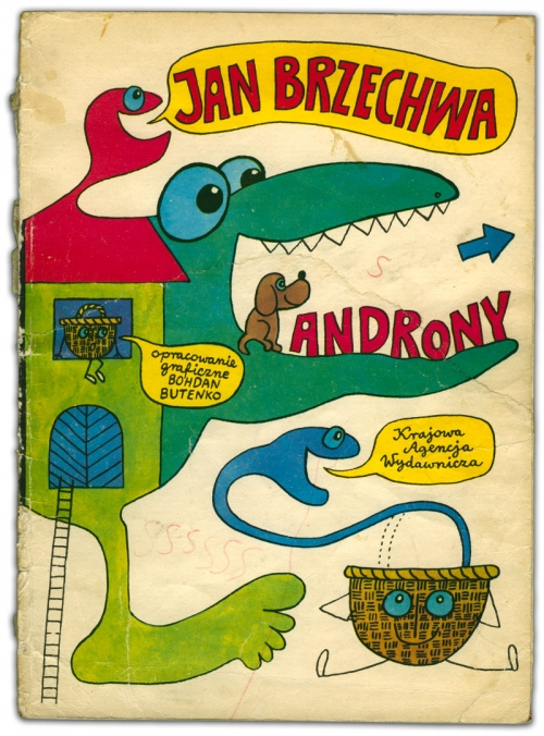 Androny | Jan Brzechwa | Bohdan Butenko