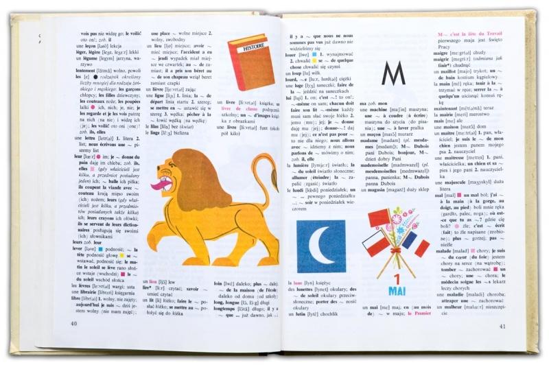 Ilustrowany słownik dla dzieci
