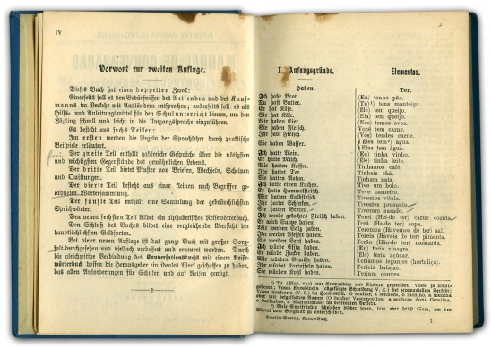 Connor | słownik niemiecko-portugalski | 1920