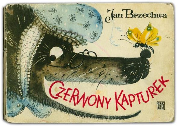 Czerwony Kapturek | Jan Brzechwa