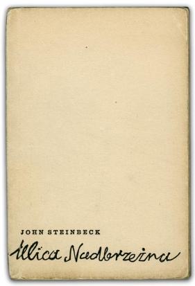 Ulica nadbrzeżna | John Steinbeck