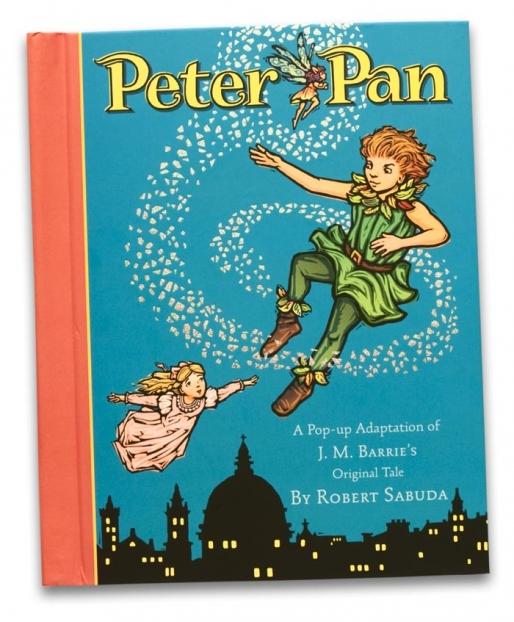 Peter Pan | pop-up adaptation