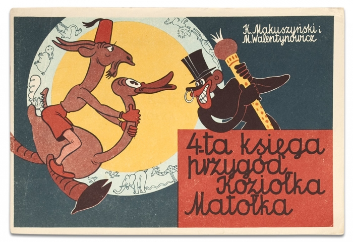 4-ta księga przygód Koziołka Matołka | K.Matuszyński i M.Walentowicz
