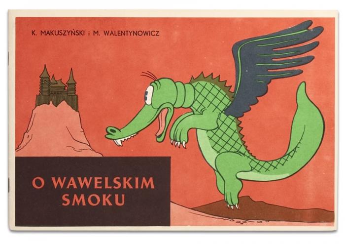 O wawelskim smoku | K.Matuszyński i M.Walentowicz