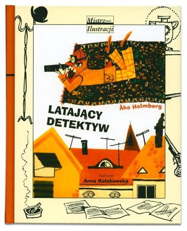 Latajacy detektyw | Åke Holmberg | Anna Kołakowska
