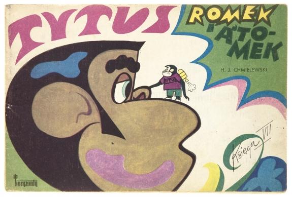 Tytus, Romek i Atomek | księga VII