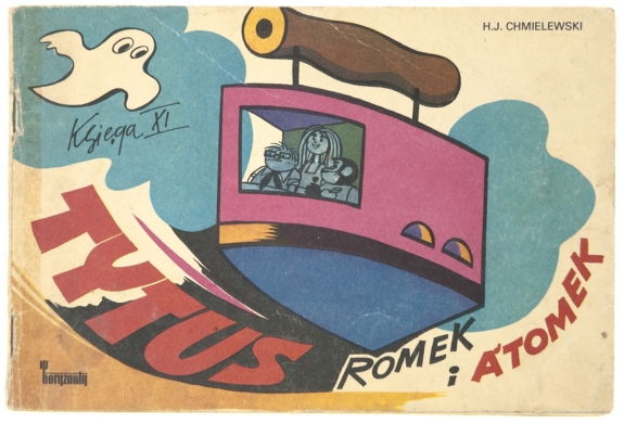 Tytus, Romek i Atomek | księga XI