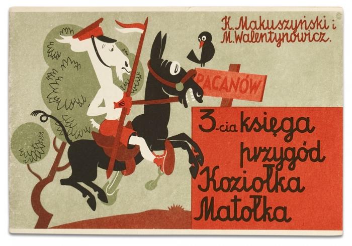 3-cia księga przygód Koziołka Matołka | K.Matuszyński i M.Walentowicz