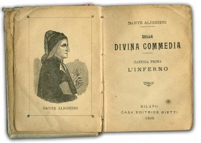 Della Divina Commedia | Dante Alighieri