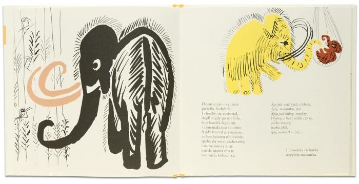 Dużo śmiechu, trochę smutku to historia o mamutku
