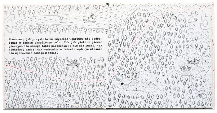 Ebenezer i gadające drzewa | Aleksandra Machowiak | Daniel Mizieliński
