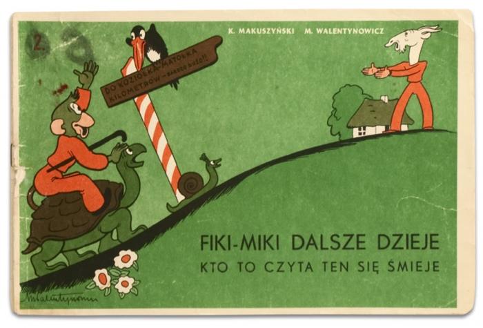 Fiki-Miki dalsze dzieje | K.Matuszyński i M.Walentowicz