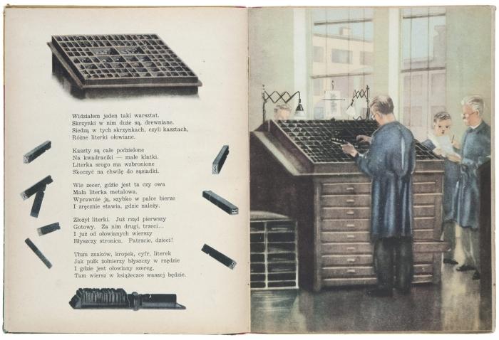 Jak drukuje się książkę
