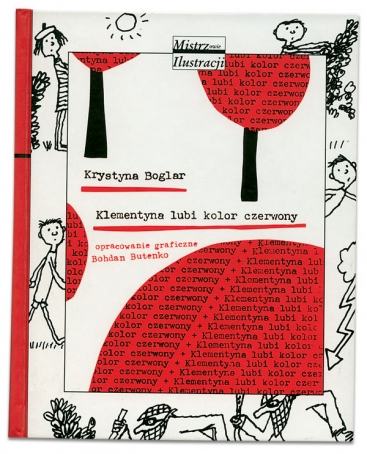 Klementyna lubi kolor czerwony | Krystyna Bogler | Bohdan Butenko
