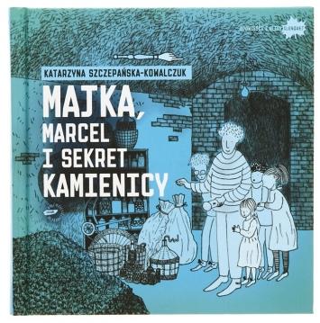 Majka, Marcel i sekret kamienicy