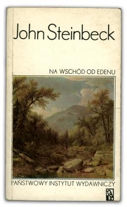 Na wschód od Edenu | John Steibeck