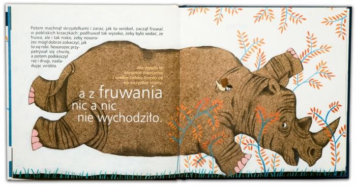 Kto z was chciałby rozweselić pechowego nosorożca? | Leszek Kołakowski