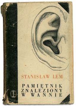 Pamiętnik znaleziony w wannie | Stanisław Lem