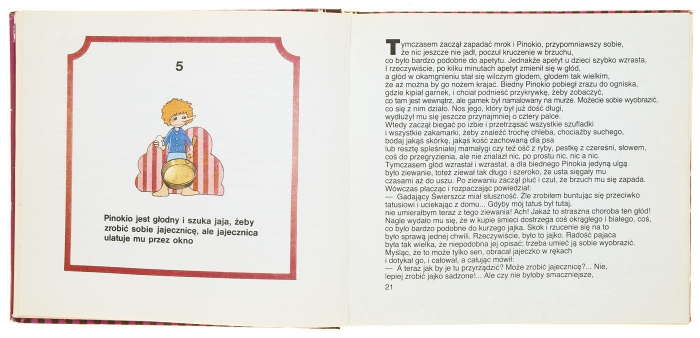 Pinokio | Przygody drewnianego pajaca