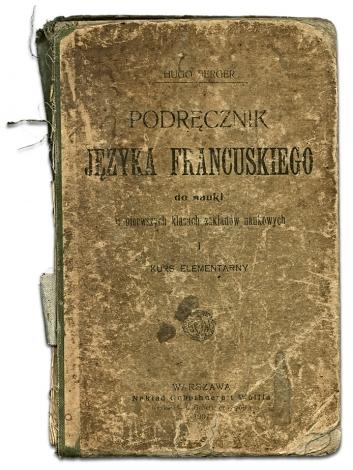 podręcznik języka francuskiego