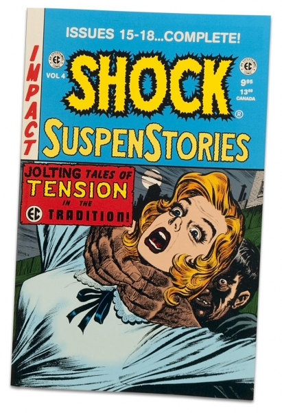 Shock Suspen Stories