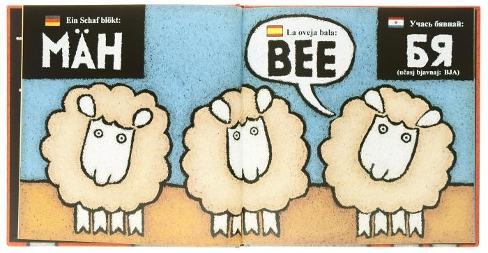 Mędzynarodowy słownik mowy zwierząt