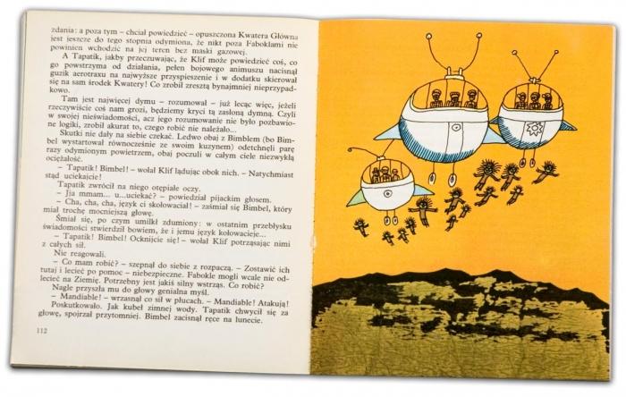 Tapatiki kontra Mandiable | Marta Tomaszewska