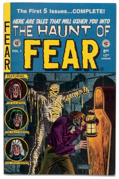 The Haunt of Fear