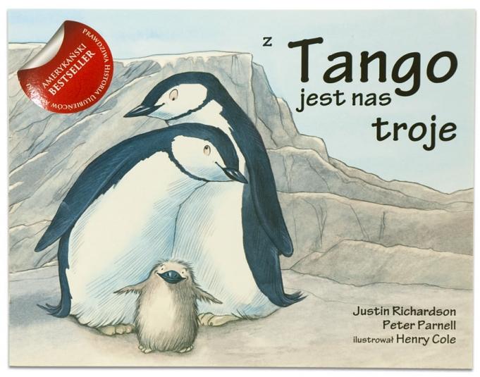 Z Tango jest nas troje