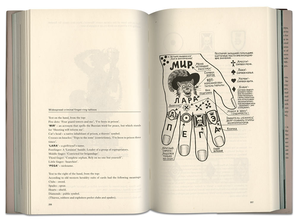 Russian Criminal Tattoo encyclopaedia | volume I
