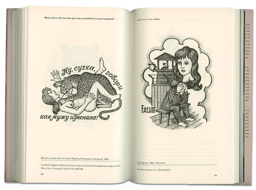Ksi ki z naszej p ki russian criminal tattoo for Russian criminal tattoo encyclopedia