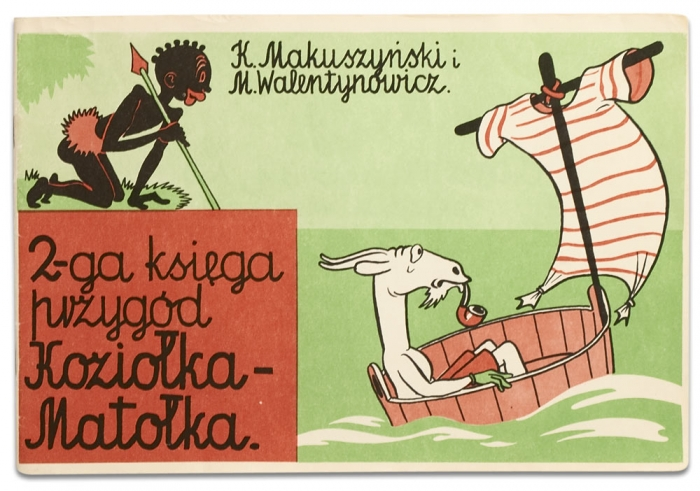 2-ga księga przygód Koziołka Matołka | K.Matuszyński i M.Walentowicz
