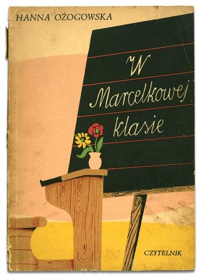 W Marcelowej klasie | Hanna Ożogowska