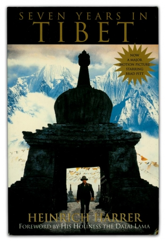 Seven years in tibet | Heinrich Harrer