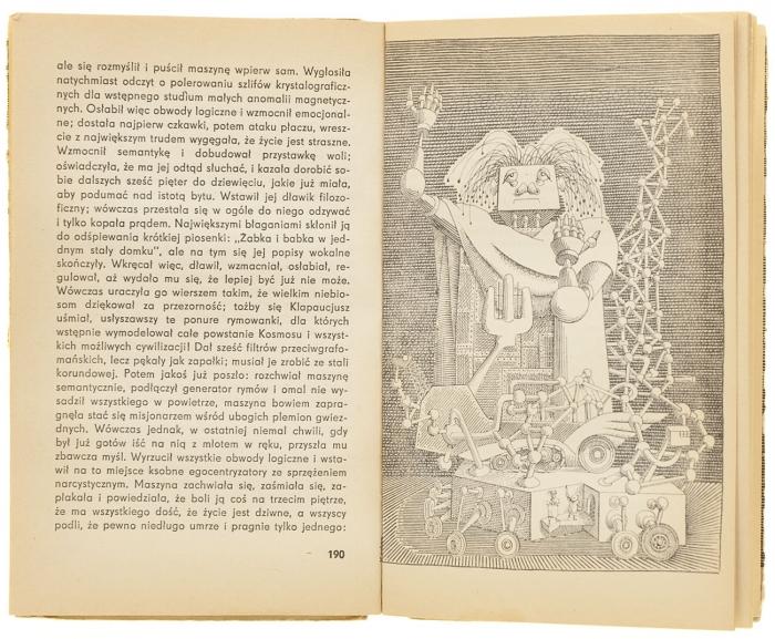 Cyberiada | Stanisław Lem