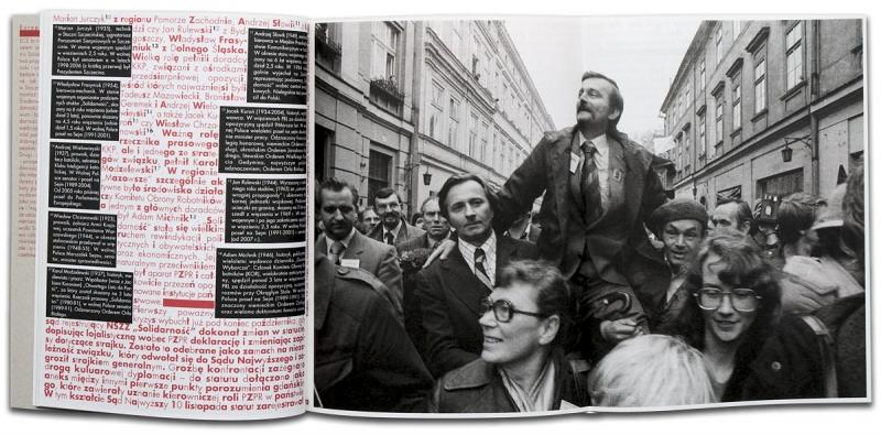 SOLIDARNOŚĆ. Pokojowa Rewolucja | Maciej Buszewicz