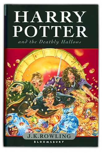 Harry Potter and the Deathly Hallows | J.K.Rowling