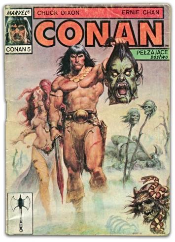Conan | pełzające bóstwo