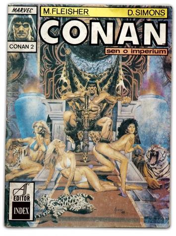 Conan Sen o Imperium