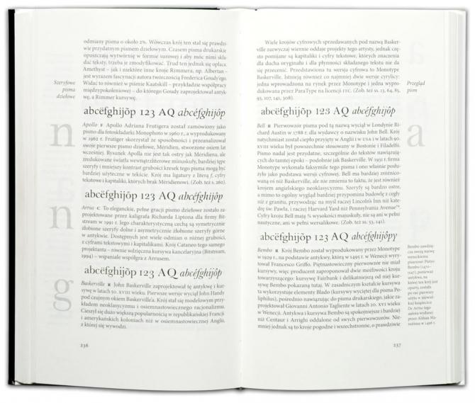 Elementarz stylu w typografii | Robert Bringhurst